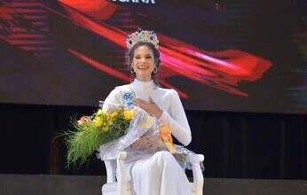 Emmy Peña es la nueva Miss Mundo Dominicana 2021