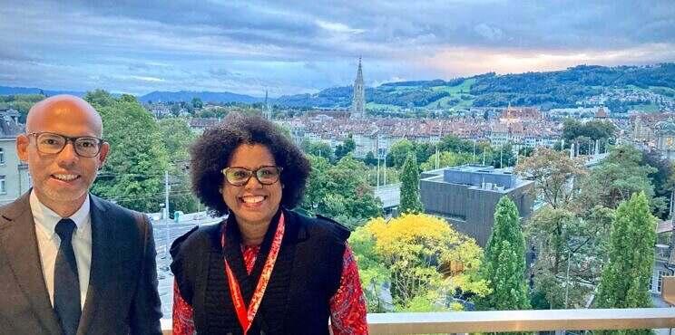 Directora de la One participa en tercer Foro Mundial de Datos de las Naciones Unidas