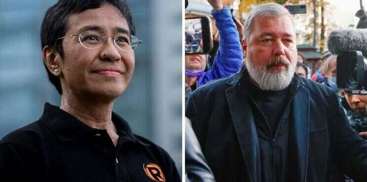 Entregarán el 10 de diciembre Premio Novel de la Paz 2021 a dos periodistas de investigación